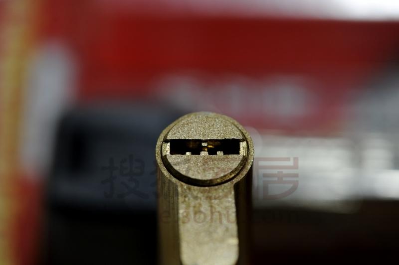 自己换锁芯