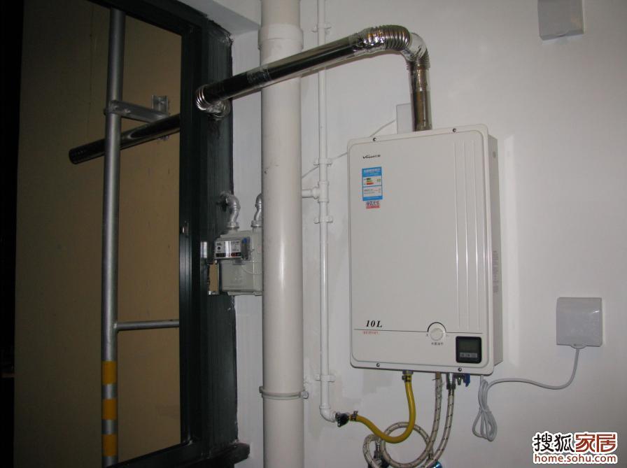 芞ㄩ燃气热水器安装注意事宜图片
