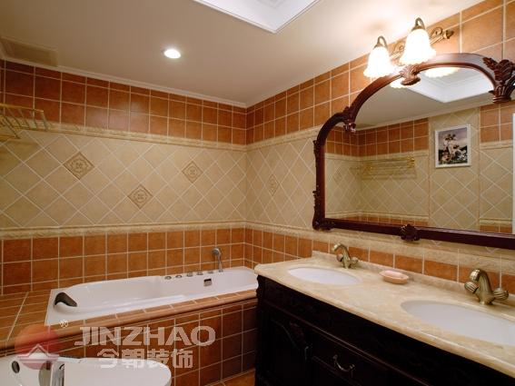 今朝装饰老房卫浴装修前后对比