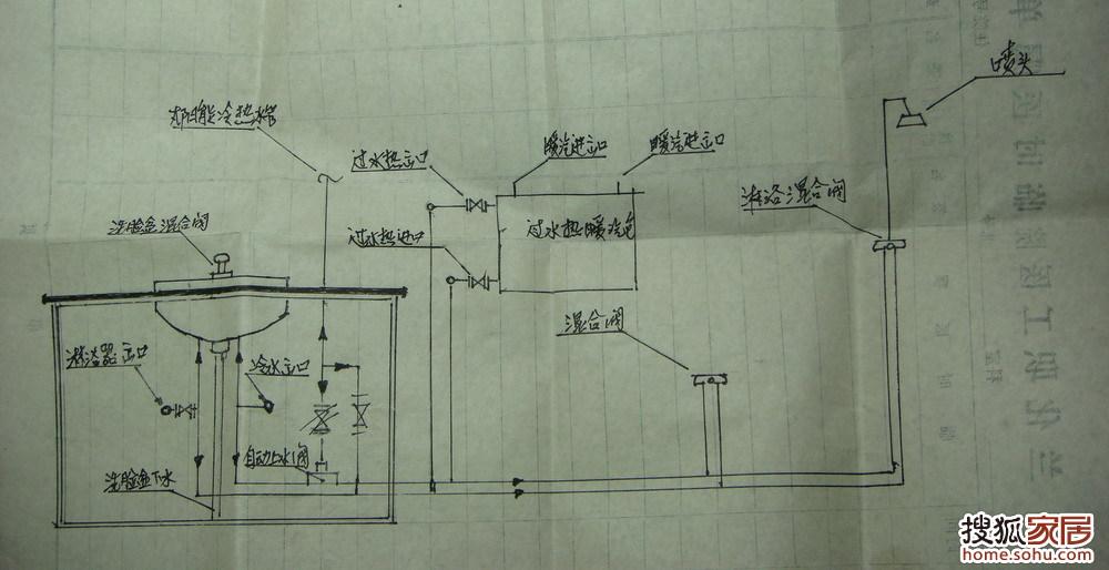 电路 电路图 电子 户型 户型图 平面图 原理图 1000_514