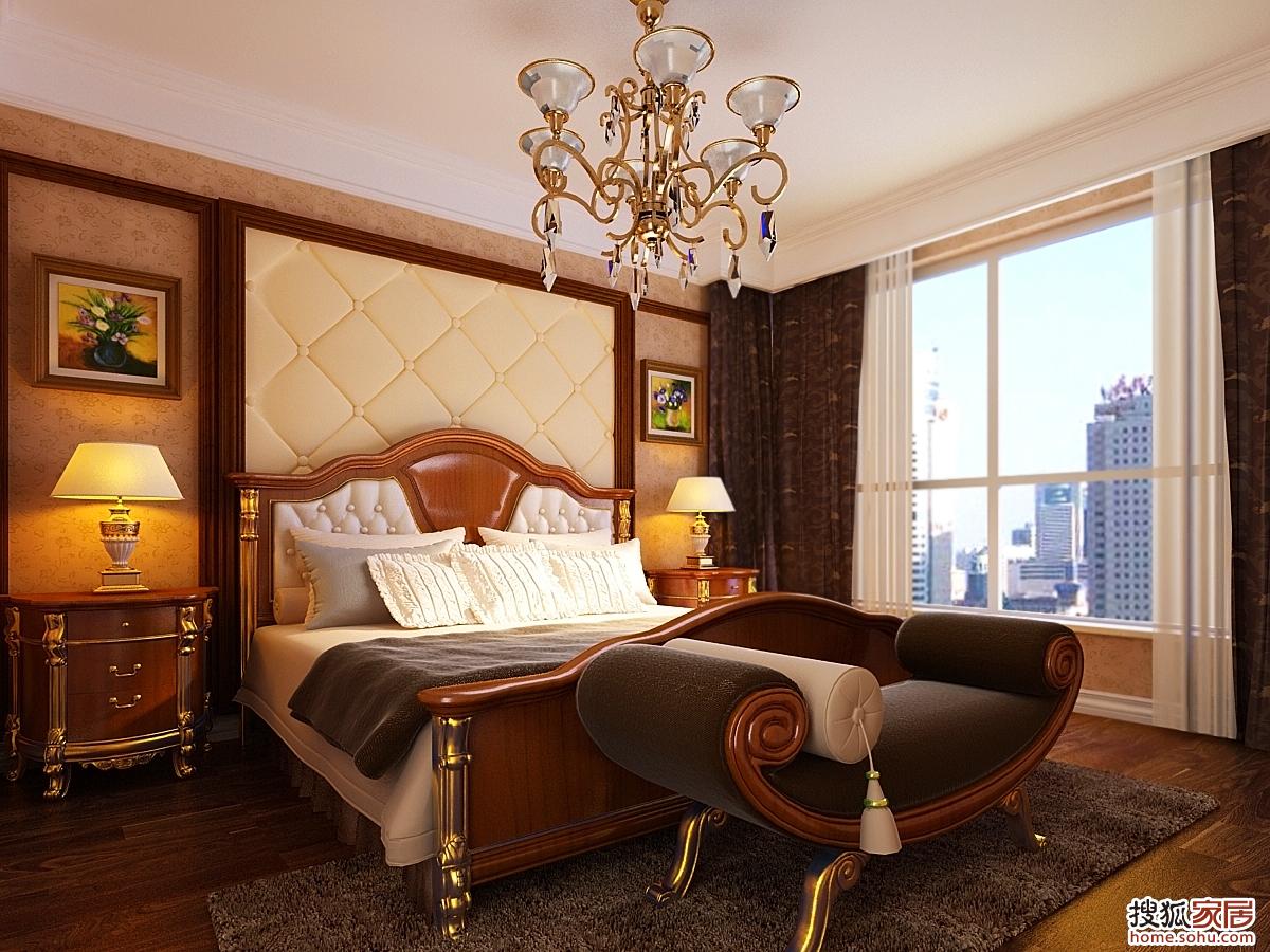 背景墙 房间 家居 起居室 设计 卧室 卧室装修 现代 装修 1200_900图片