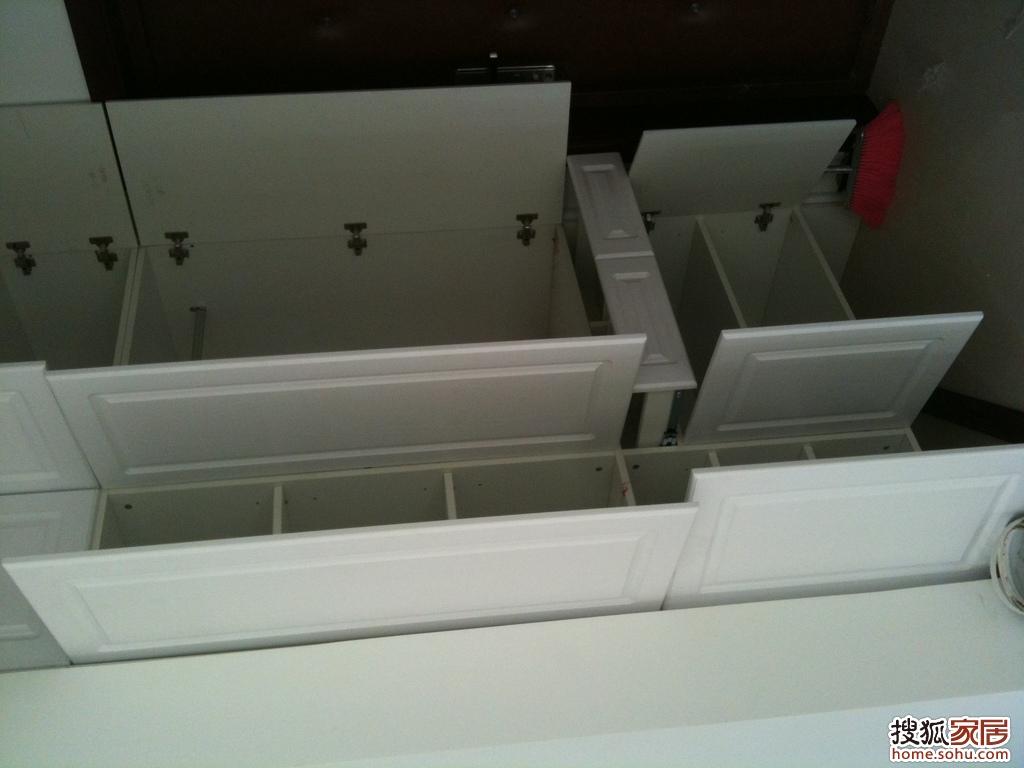 图片 入户储物柜含鞋柜 阳台储物柜高清图片