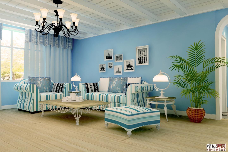 高贵 清爽的地中海风格 -浪漫 典雅 高贵 清爽的地中海 装饰设计高清图片