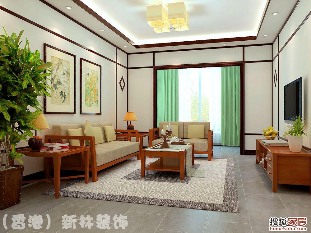不可错过嘉和城别墅装修设计预算 南宁装修集采 -广西 香港 新林装饰高清图片