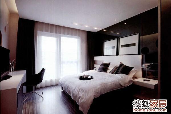 时尚混搭装修风格-2012年卧室装修风格大全高清图片