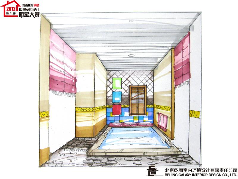 卧室   厨房   餐厅   卫生间   原始户型图   平面布置图高清图片