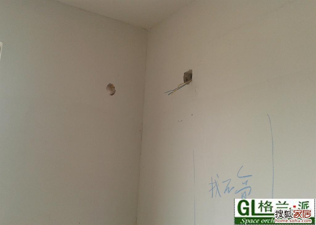 客厅空调位置和插座位置