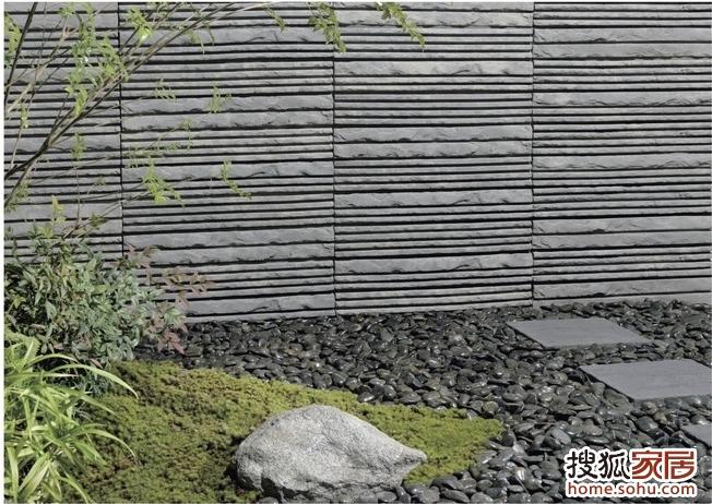 院墙瓷砖图案效果图