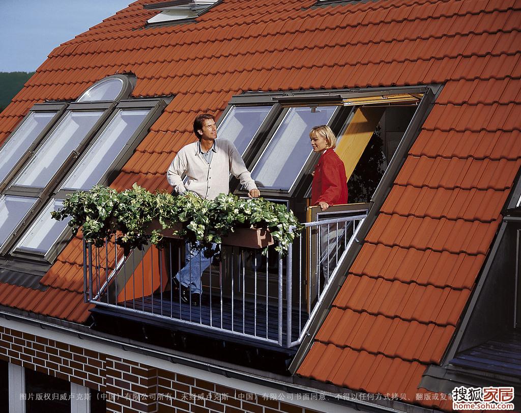 别野屋顶设计图片