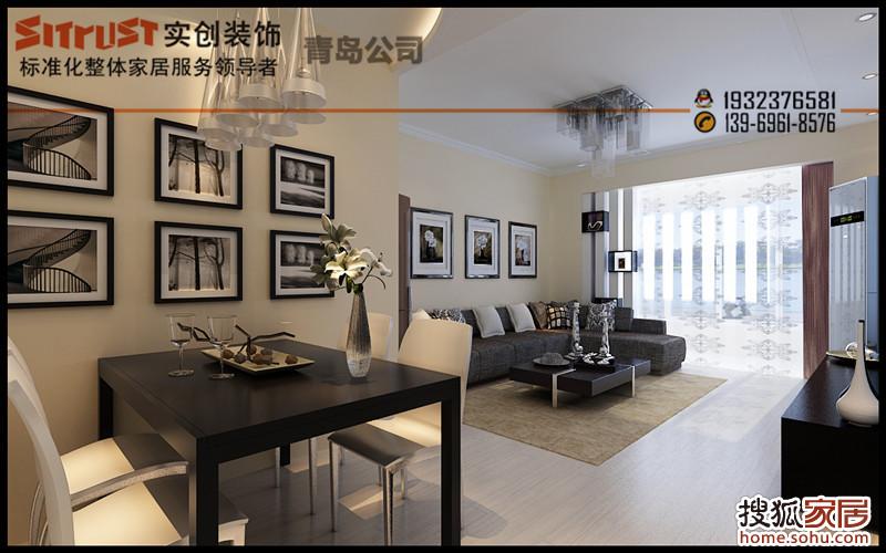 茶色玻璃 不锈钢 装饰镜框线 硅澡泥 主卧室软包 电视墙搂空造型等高清图片