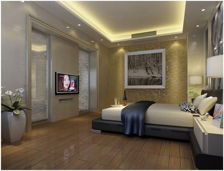 海归男耗资7.3万装修98平温馨典雅三居室 装修设计图 高清图片