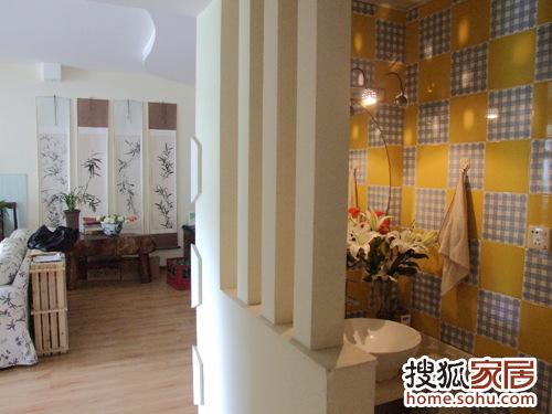 排房装修记3.新中式 美乡村 简约风随意搭 回忆第一次装修高清图片
