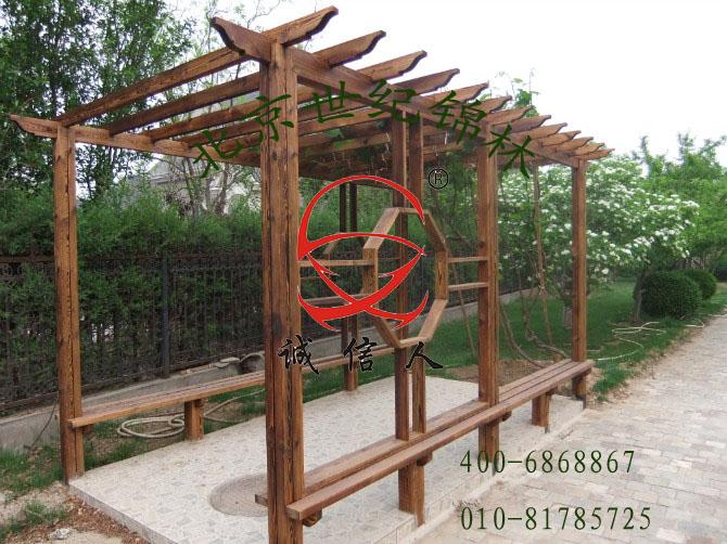 图:(广告)庭院木制品,木结构工程,木制品,市政木结构,木屋承建,值得