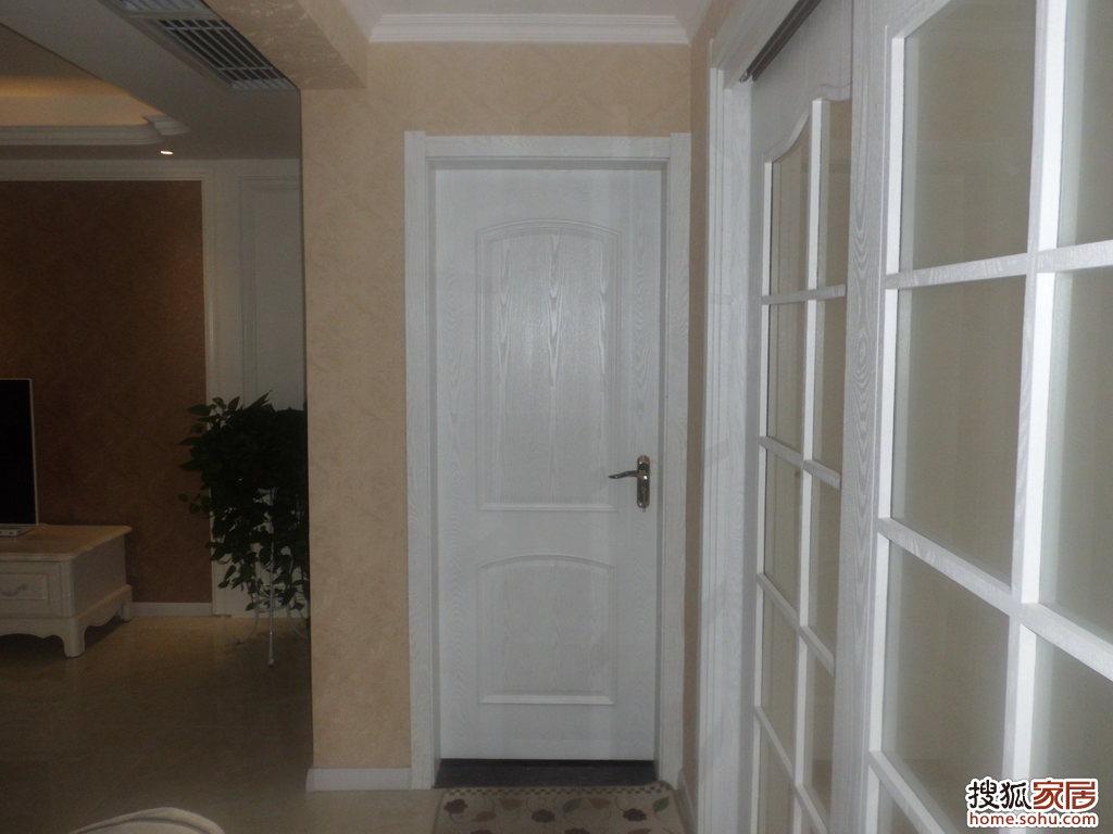 房间门图片手绘
