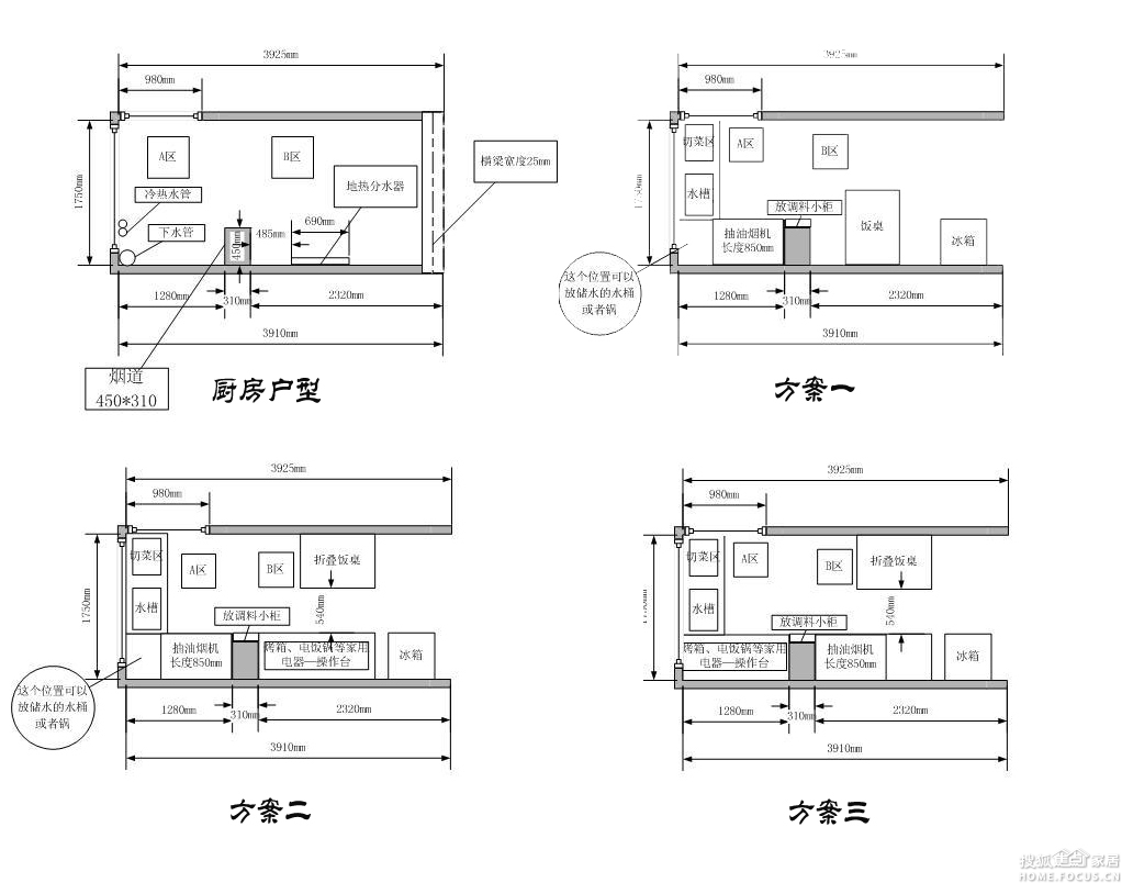 干炸黄花鱼设计的小卧室过道我觉得太拥挤图片
