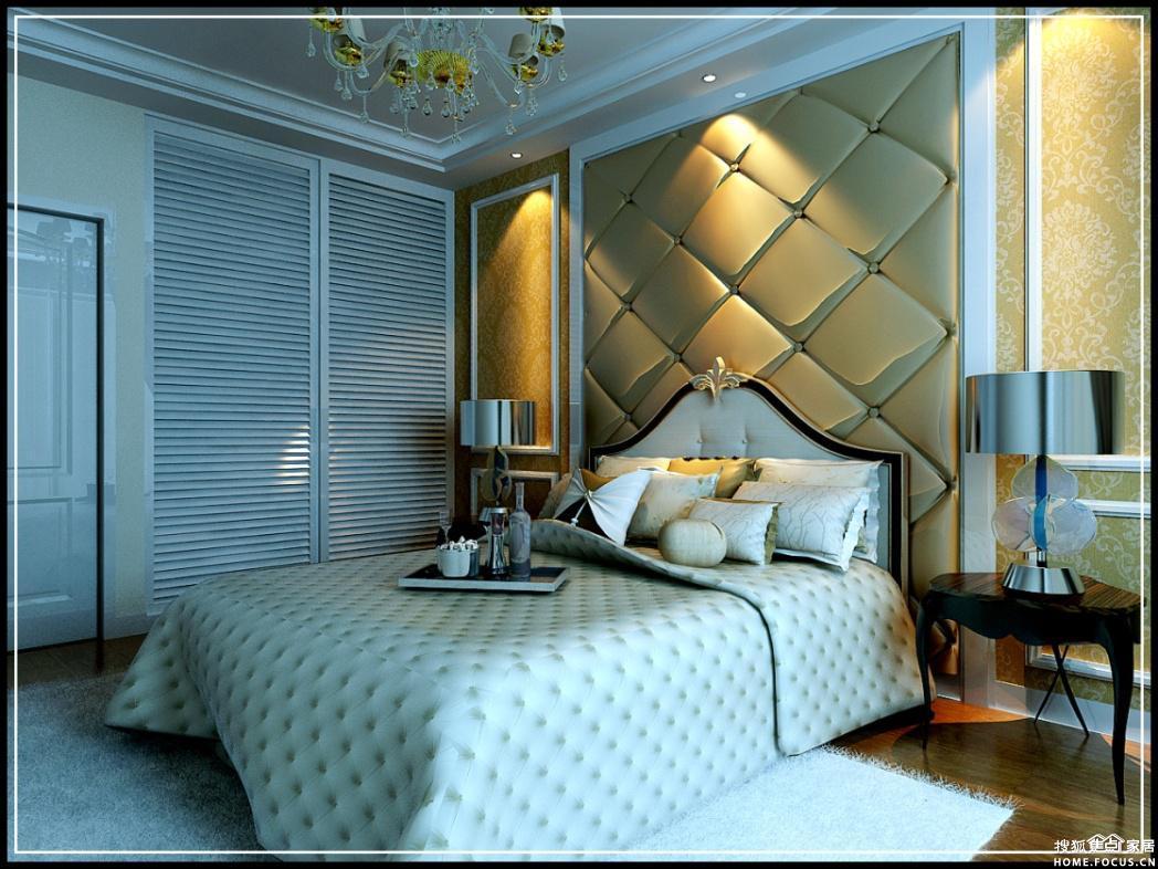 07平方米 两室两厅一卫 装修设计