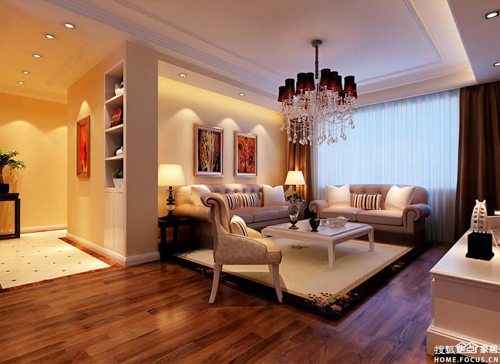 房屋状况:新房 建筑面积:120平米 房屋类型:三居两卫 装修风格:简欧风