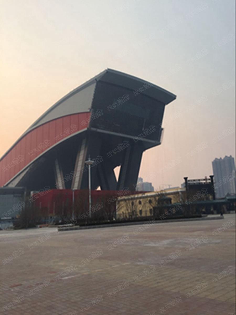 哈尔滨万达城万达茂实景图