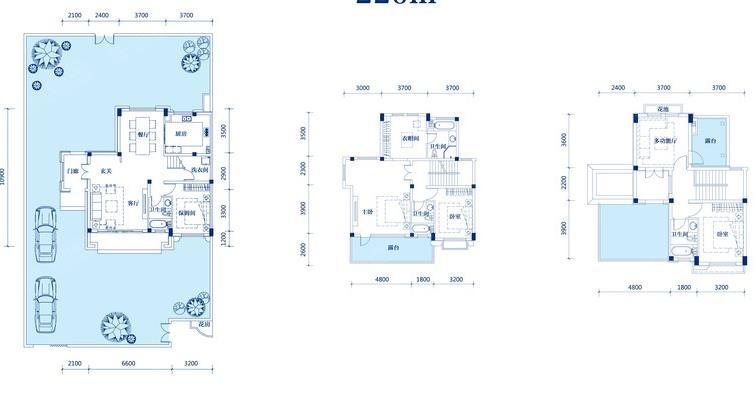联投滨江国际户型图-0室0厅0卫