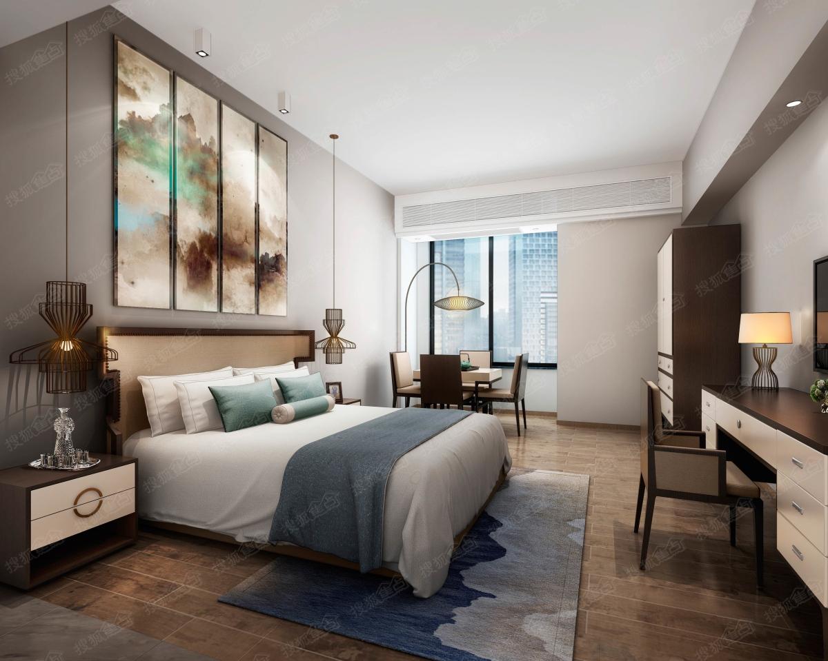 背景墙 房间 家居 起居室 设计 卧室 卧室装修 现代 装修 1200_959