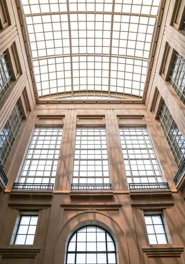 万科·大都会79号的罗伯特·斯特恩建筑艺术馆正式开展