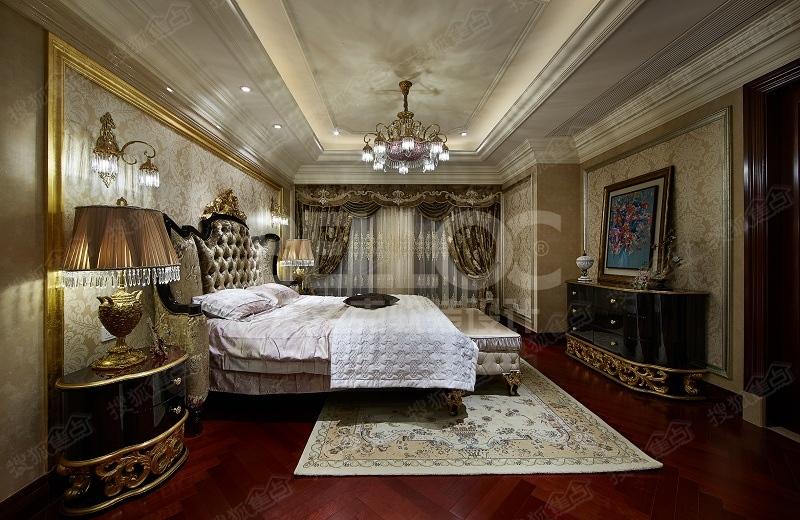 注:此图为贝洛克软装设计案例—杭州湘湖壹号别墅私人府邸