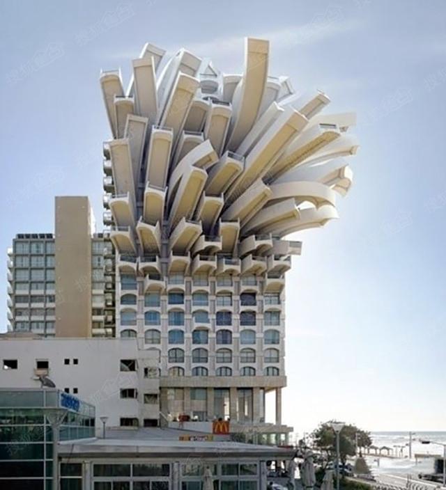 世界建筑奇葩揽胜:叹为观止!