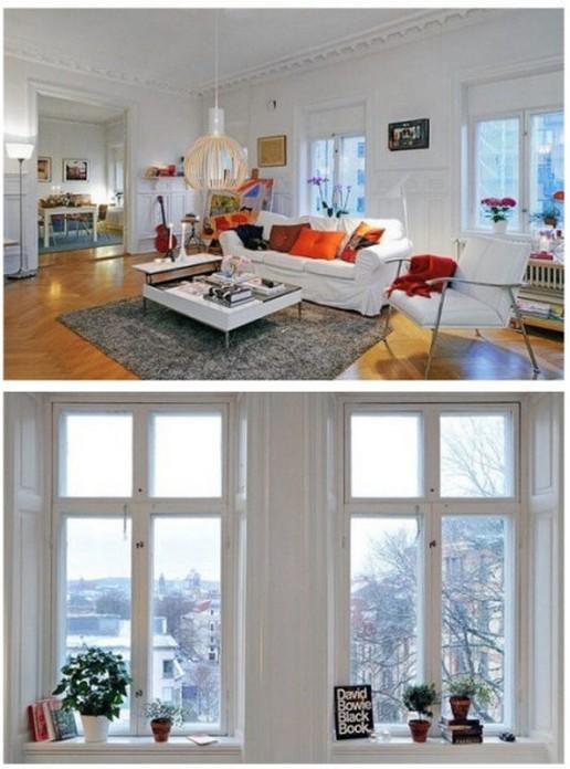 典北欧风情的大户型公寓设计 蓝天豪庭 济宁搜狐焦点业主论坛