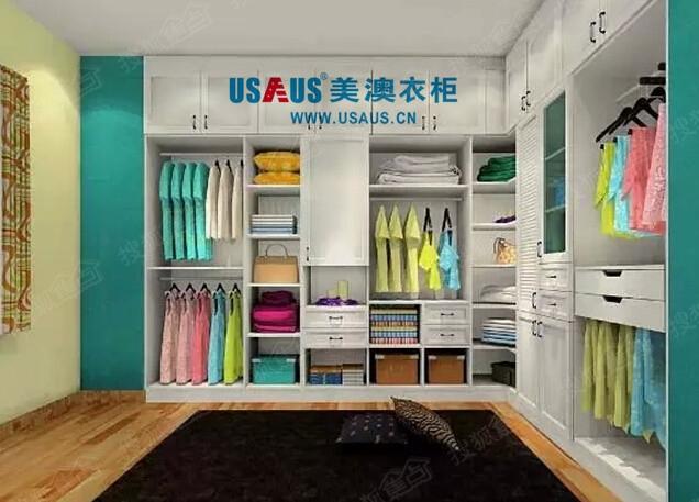 l型衣柜设计图小户型