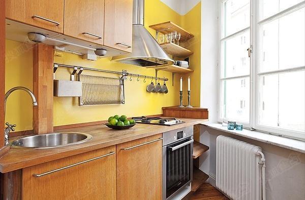 自己做厨房灶台步骤图