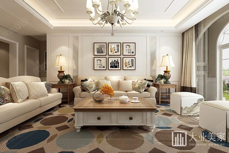 客厅沙发背景墙效果展示图片