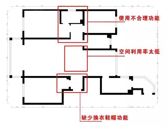 房子暗线电路布置图