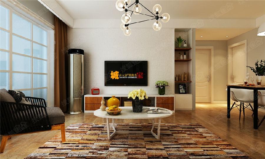 装修材料上为了控制整体预算,瓷砖木地板都是选择性价比较高的促销品