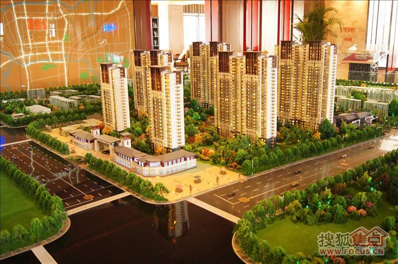 中建锦绣城