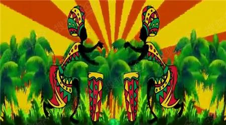 非洲鼓鼓谱怎么看