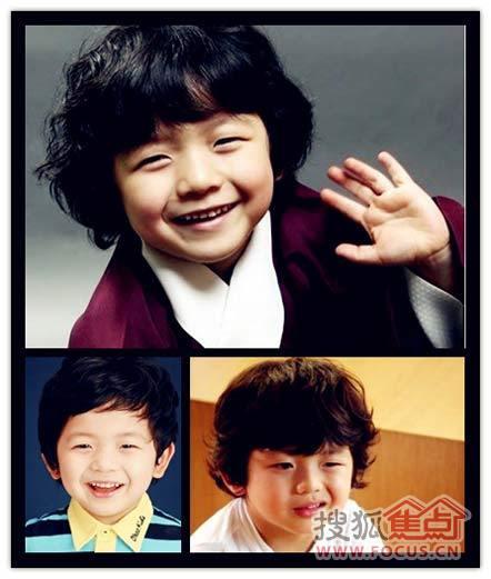 细数那些韩剧里萌倒你的韩国小童星!