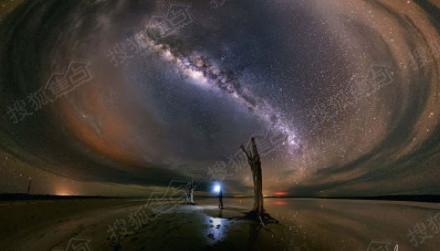 世界上最壮观的夜空美景