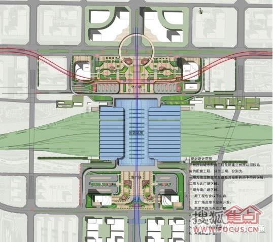 兰州西站城市配套二期西津西路下立交工程顺利开工