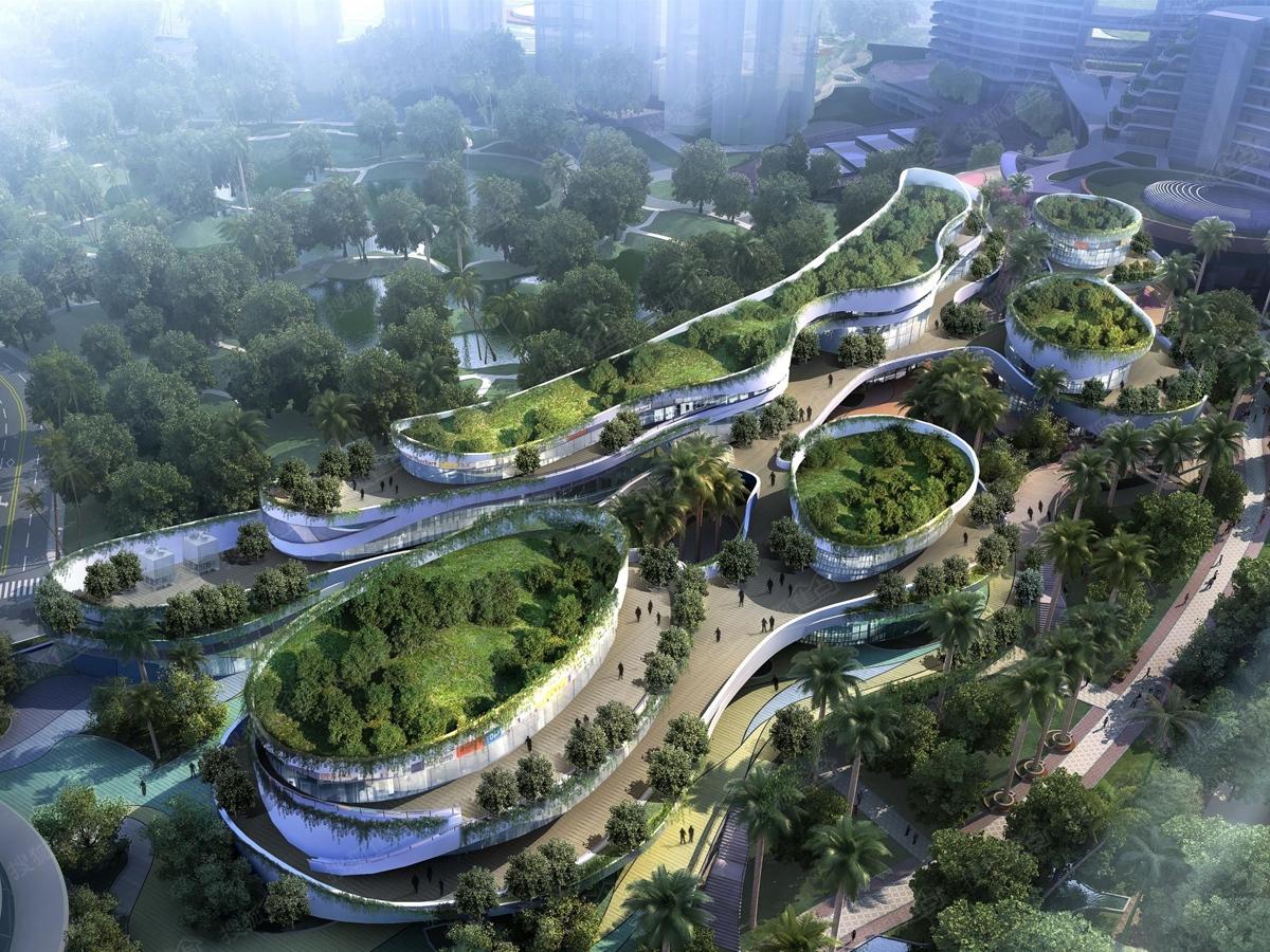 碧桂园森林城市效果图-兰州搜狐焦点网