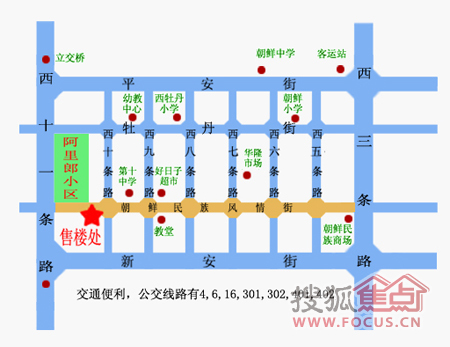 凯旋城 3900元/平米
