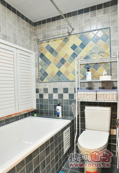 新房装修设计效果图-新房装修 地中海设计风格小跃层 图