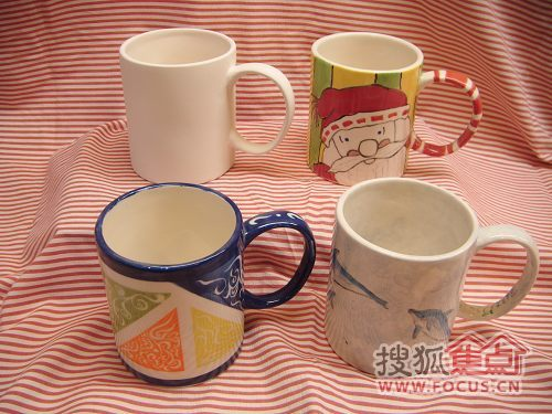 陶泥杯子作品步骤图片