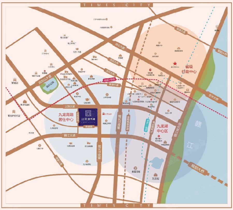 与南昌工学院,江西科技师范理工学校隔路相望,享大学城商业配套.