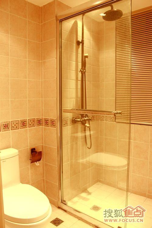卫生间 淋浴房 高清图片