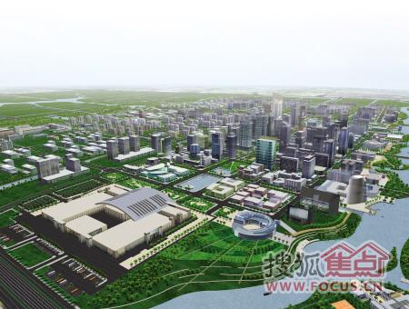 家解析 腾飞的宁波东部新城