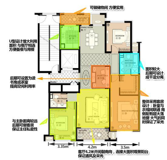 楼房电路图解析