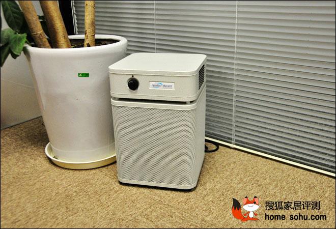 用呼吸感受纯净 奥司汀空气净化器hm250首测