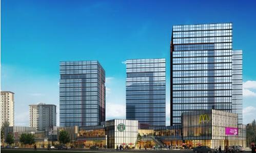 7万平米万科生活广场,涵盖了休闲,娱乐,购物,餐饮等多种业态,居者可在