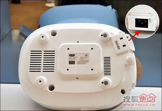电饭锅底部插座接线图