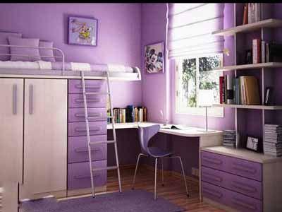 小空间巧布置 精彩小卧室设计方案
